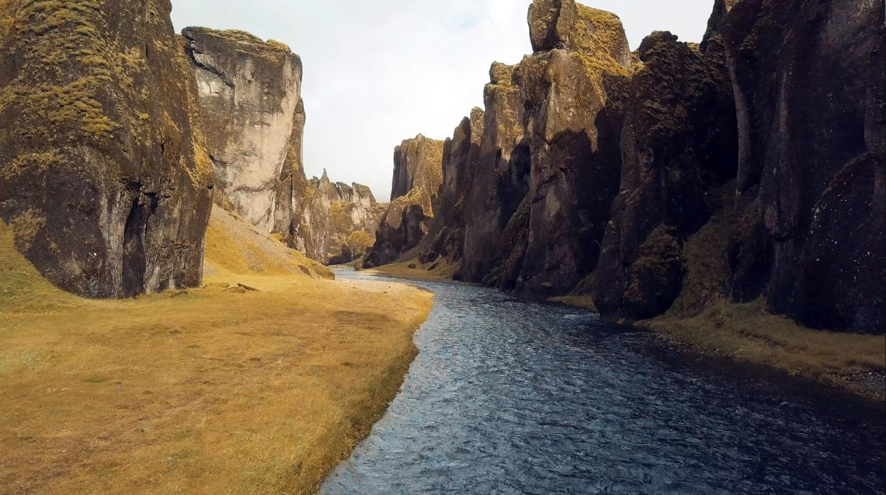 <p>Ran Rosenzweig visited multiple locations around Iceland between Sept. 22 and Oct. 13, 2017. (Photo: Ran Rosenzweig/Caters News) </p>