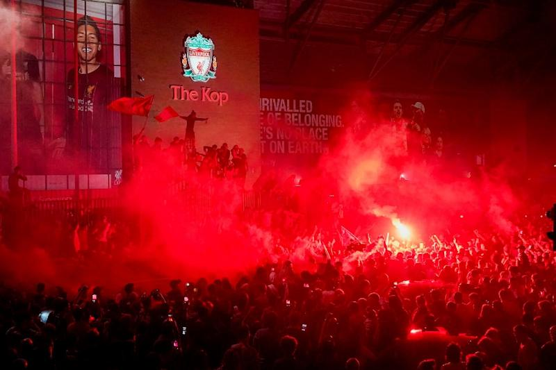 Liverpool Slam Fans for Premier League Win Celebrations, Call it 'Wholly Unacceptable'
