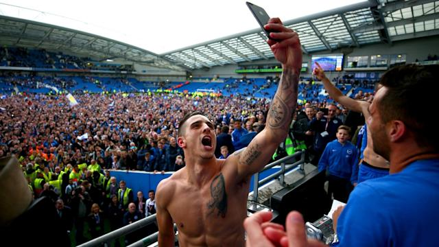 Brighton and Hove Albion are going to the Premier League, while while Gianfranco Zolacalled time a dreadful Birmingham City spell.