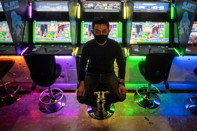 Bright, noisy arcades are still a neighbourhood fixture in Japan, but they have been hard-hit by the pandemic