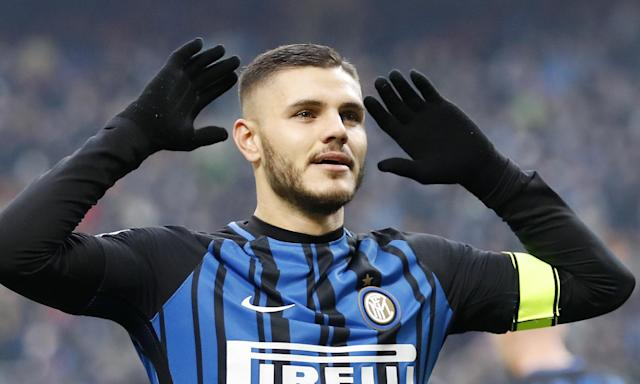 Is Mauro Icardi eyeing a move to Old Trafford?
