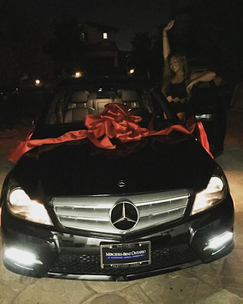 Kylie Jenner Gives Best Friend The Best Birthday Gift Ever