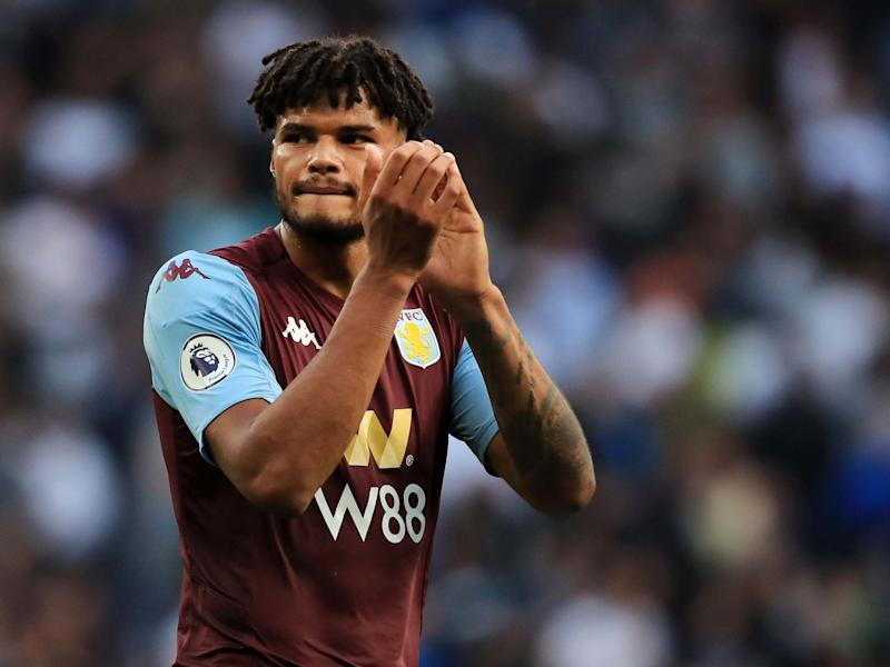 Tyrone Mings returns to his former club, Bournemouth: Getty
