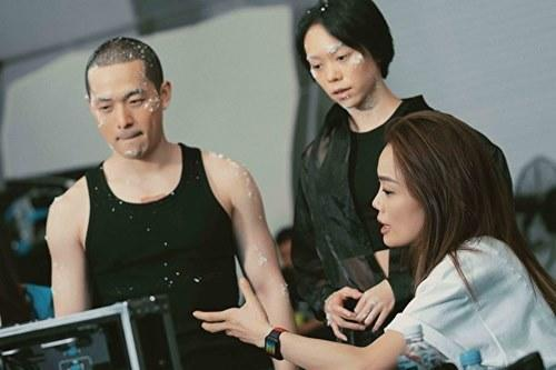 It was challenging for Joey to direct her MV