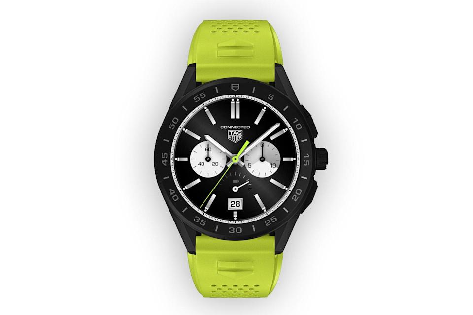 tag hueur connected 2021 watch luxury