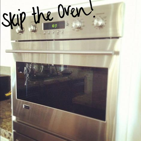 Rethink your appliance use