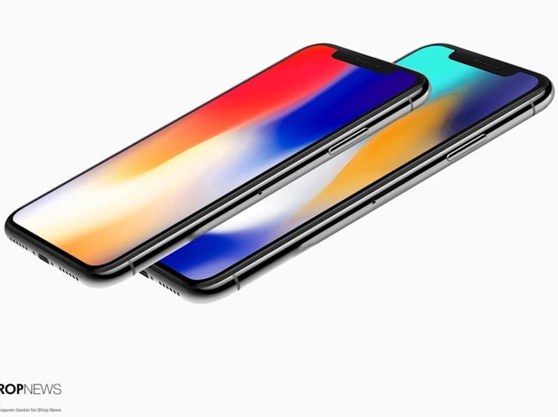 Apple hints at gold iPhone X successor in launch invite