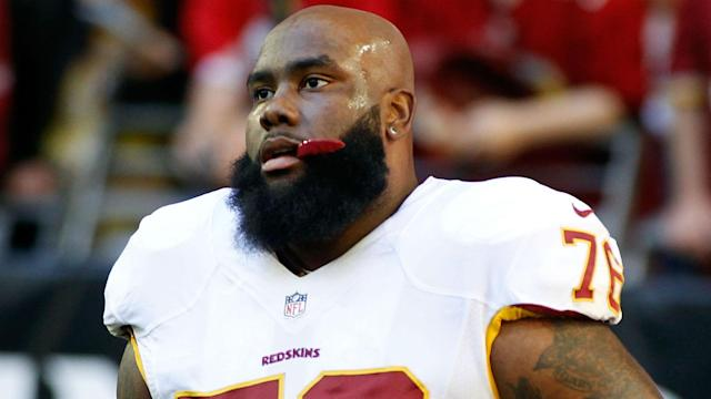 Moses will reportedly now be the second-highest paid right tackle in the NFL.