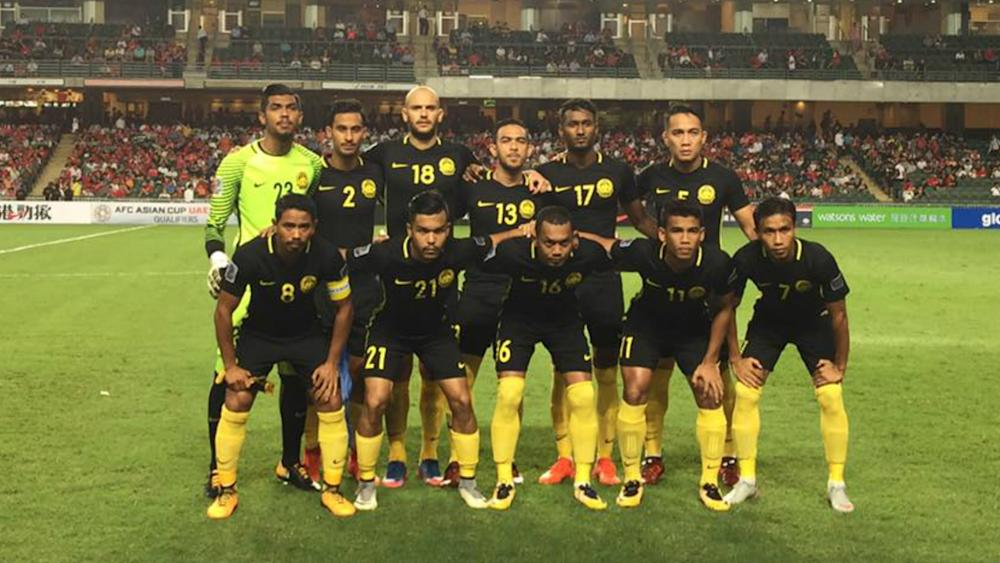 Malaysia, Asian Cup qualifier