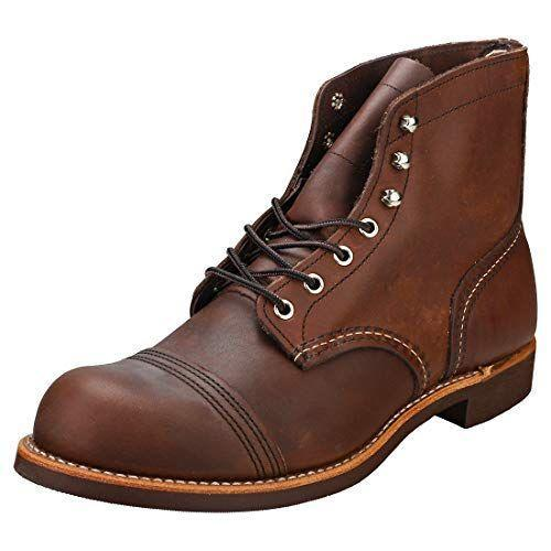 """<p><strong>Red Wing</strong></p><p>amazon.com</p><p><strong>$329.98</strong></p><p><a href=""""https://www.amazon.com/dp/B001IOLGI2?tag=syn-yahoo-20&ascsubtag=%5Bartid%7C2139.g.37131767%5Bsrc%7Cyahoo-us"""" rel=""""nofollow noopener"""" target=""""_blank"""" data-ylk=""""slk:BUY IT HERE"""" class=""""link rapid-noclick-resp"""">BUY IT HERE</a></p><p>Much like Danner and Doc Martens, Red Wing boots might not technically be motorcycle boots, but they hit a lot of the same marks. For example, these are made with rugged leather and super supportive construction that will last through years of tough wear.</p>"""