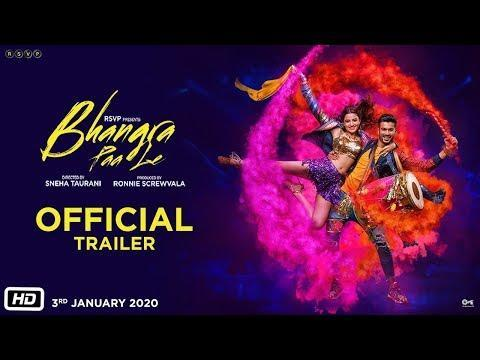 """<p>Jaggi (Sunny Kaushal) has grown up with a passion for the traditional Punjabi art form that is<em> bhangra</em> dancing, thanks to his grandfather. And though his grandfather can no longer dance like he used to, Jaggi wants to make him proud by bringing <em>bhangra </em>to the world stage at an international competition. But rival Nimmo (Shriya Pilgaonkar)<em>—</em>who Jaggi happens to have a crush on — wants to take the top prize for her own team.</p><p><a href=""""https://www.youtube.com/watch?v=X8ISZzYXNK0"""" rel=""""nofollow noopener"""" target=""""_blank"""" data-ylk=""""slk:See the original post on Youtube"""" class=""""link rapid-noclick-resp"""">See the original post on Youtube</a></p>"""