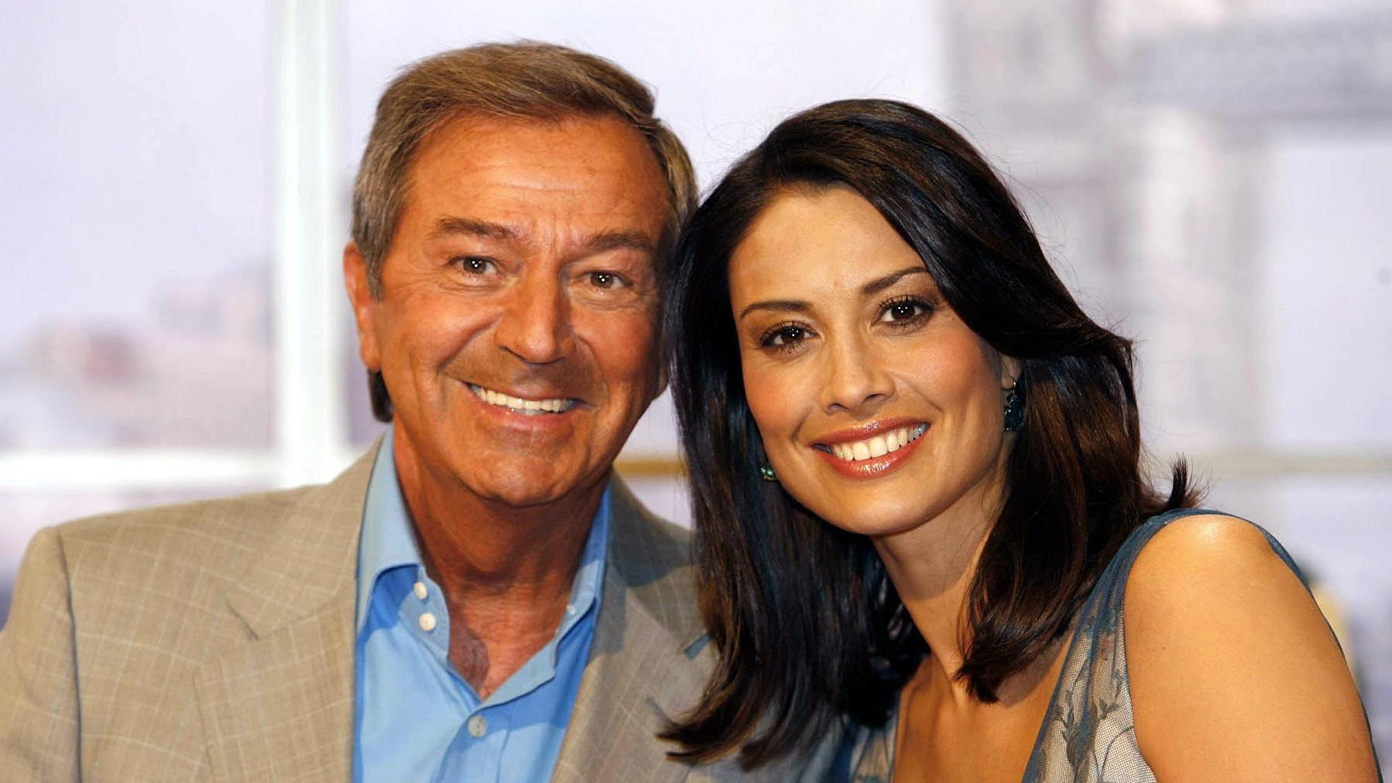 Melanie Sykes and Carol Vorderman lead tributes to Des O'Connor