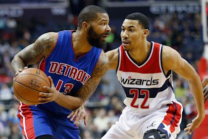 The Suns traded Marcus Morris to the Pistons in the offseason. (Getty Images)