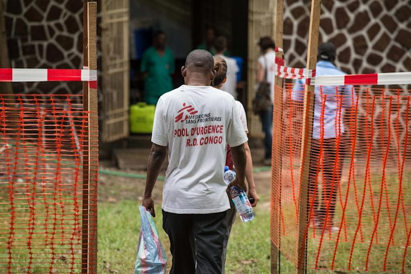 33 reported dead in Congo Ebola outbreak