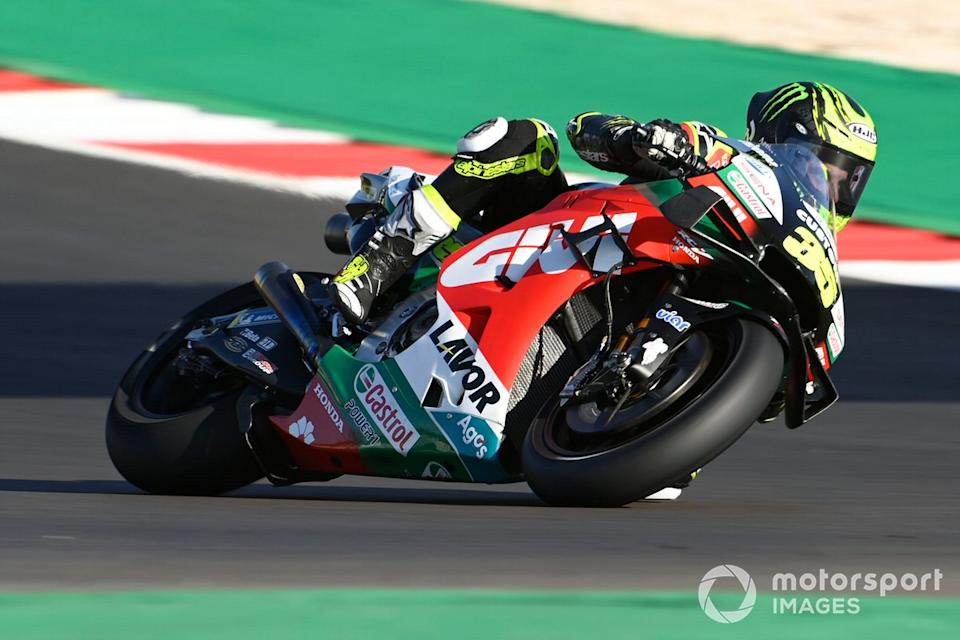 """P4 Cal Crutchlow, Team LCR Honda<span class=""""copyright"""">Gold and Goose / Motorsport Images</span>"""