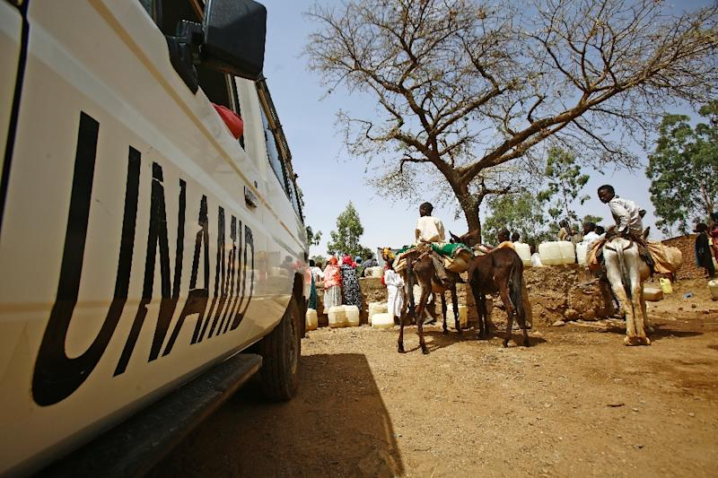 The joint United Nations-African Union mission in Sudan's Darfur region is slated to shut down in 2020