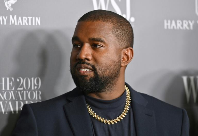 Kanye West, pictured here in 2019, is among the minor candidates running for US president