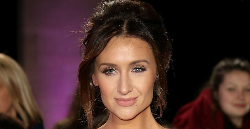 Catherine Tyldesley has hit back at claims she criticised Coronation Street's work schedule (Photo: Mike Marsland/Mike Marsland/WireImage)