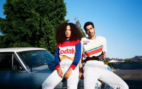 371888dd7 Forever 21 Celebrates Kodak's Iconic Brand with New Apparel Collection