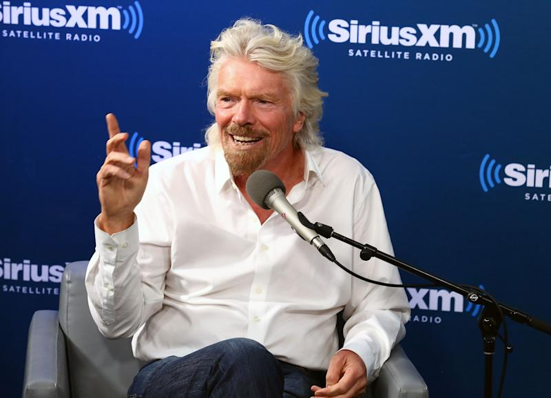 Richard Branson's One Piece of Advice for Keeping a New Year's Resolution