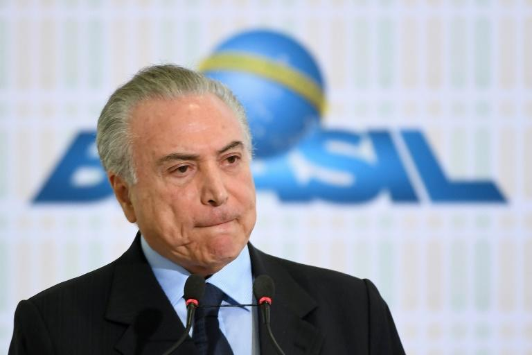 President Michel Temer Faces New Criminal Charge