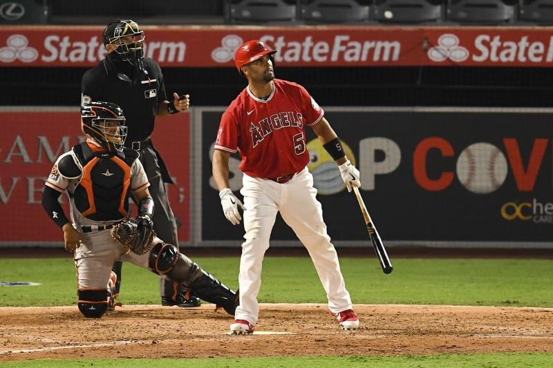 MLB roundup: Angels' Pujols now second in all-time RBIs