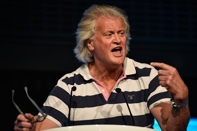 Wetherspoons pub founder Tim Martin