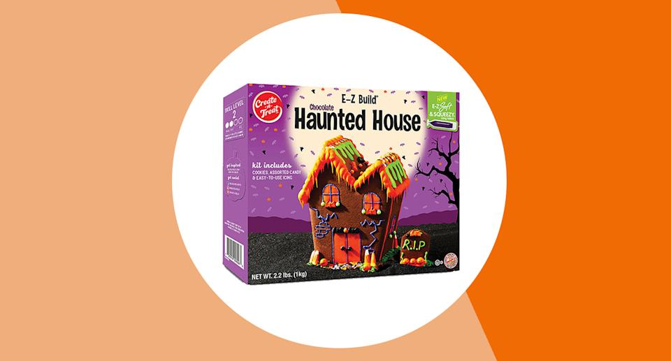 John Lewis & Partners has launched a Chocolate Haunted House in time for Halloween next month.  (John Lewis & Partners/ Yahoo Style UK)