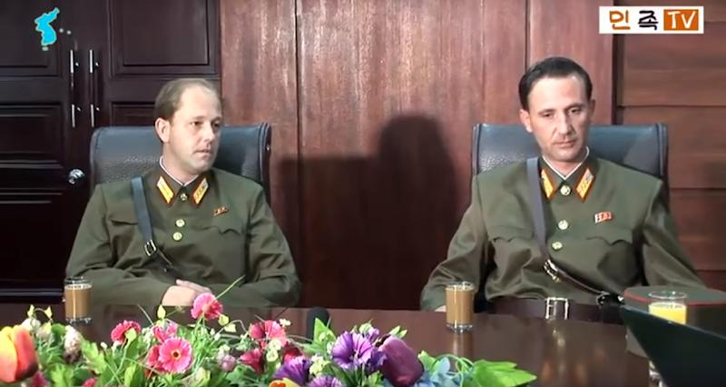 Last month, Uriminzokkiri published a video featuring the two sons of James Joseph Dresnok, in which they said their father -- the only US soldier known still to be living in North Korea after defecting more than five decades ago -- had died