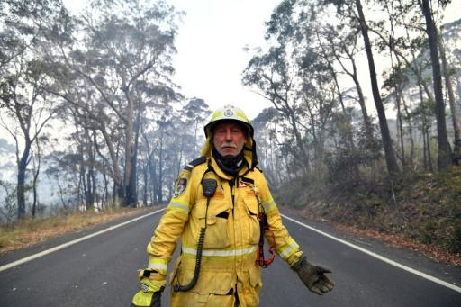 Veteran firefighter Gary Stokes said�fatigue was affecting his whole brigade