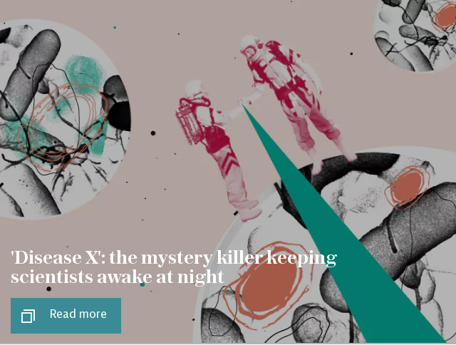 'Disease X': the mystery killer keeping scientists awake at night