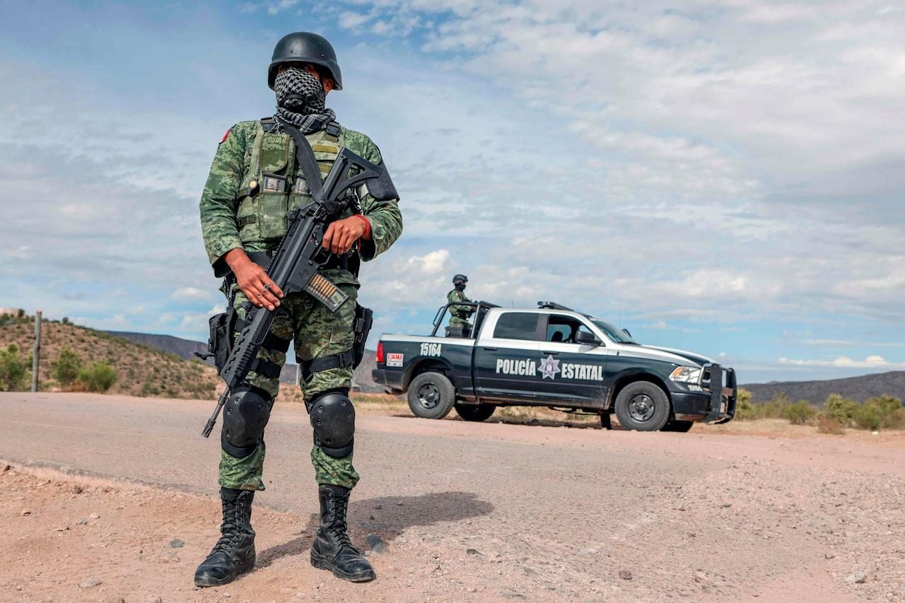 'Hugs, not bullets': Mexican security strategy increasingly scrutinized in wake of massacre