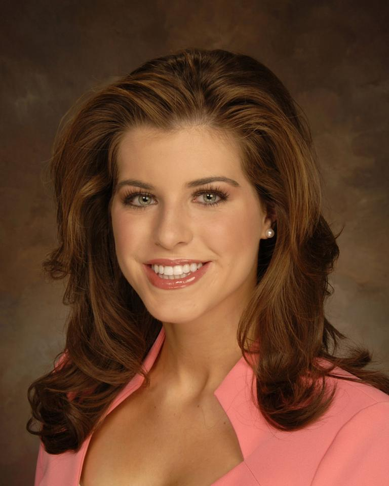 """Miss Alabama, Amanda Tapley, is a contestant in the <a href=""""/miss-america-countdown-to-the-crown/show/44013"""">Miss America 2009 Pageant</a>."""