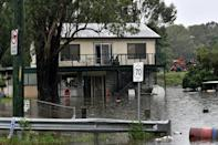 "The Bureau of Meteorology tweeted that ""unfortunately this situation is far from over"", with half of New South Wales now under weather warnings"