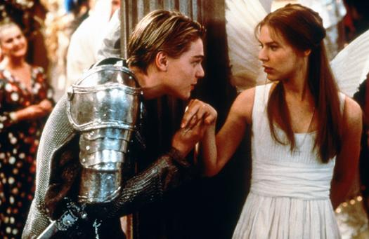 <p>As Leonardo DiCaprio's latest flick hits cinemas today we look back on all his movie moments. In 1996 Baz Luhrmann put his stamp on William Shakespeare's classic 'Romeo and Juliet'. Starring as Romeo alongside Claire Danes as Juliet Leo made teenage hearts flutter.</p>