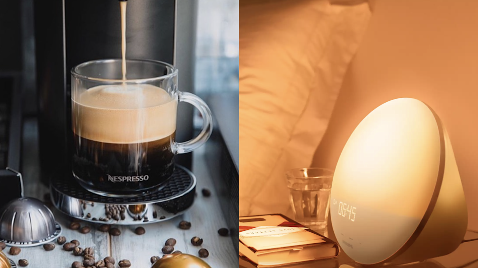 15 products that make waking up in the morning easier