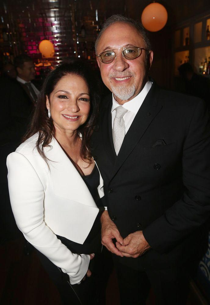 Gloria and Emilio Estefan
