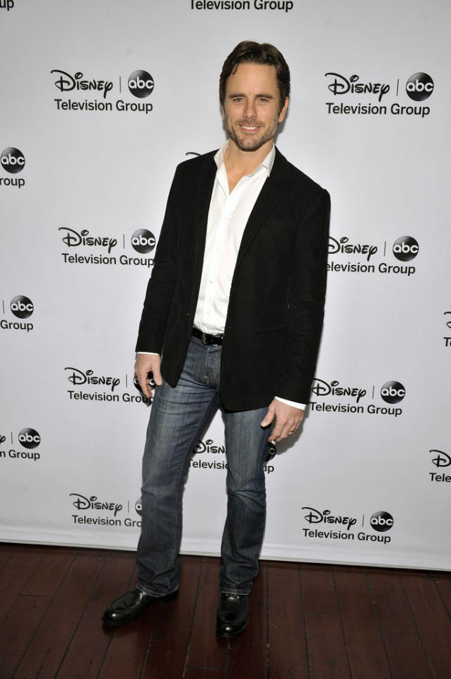 "Charles Esten (""Nashville"") attends the Disney ABC Television Group 2013 TCA Winter Press Tour at The Langham Huntington Hotel and Spa on January 10, 2013 in Pasadena, California."