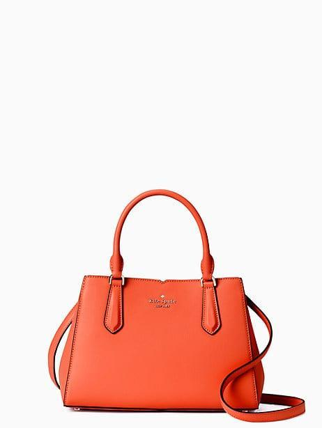 <p><span>Tippy Small Triple Compartment Satchel</span> ($129, originally $359)</p>