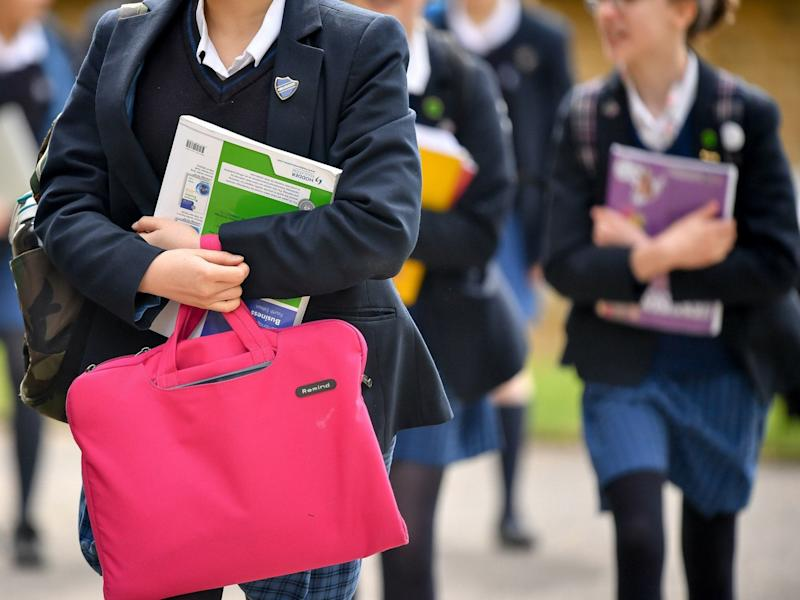Almost one in three council-run secondary schools are now in deficit, a new study finds: PA