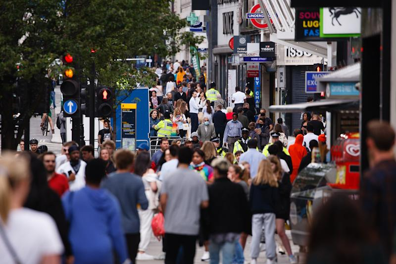The proposed scheme could kickstart Britain's struggling economy, the Resolution Foundation think tank has said.  (Photo: NurPhoto via Getty Images)