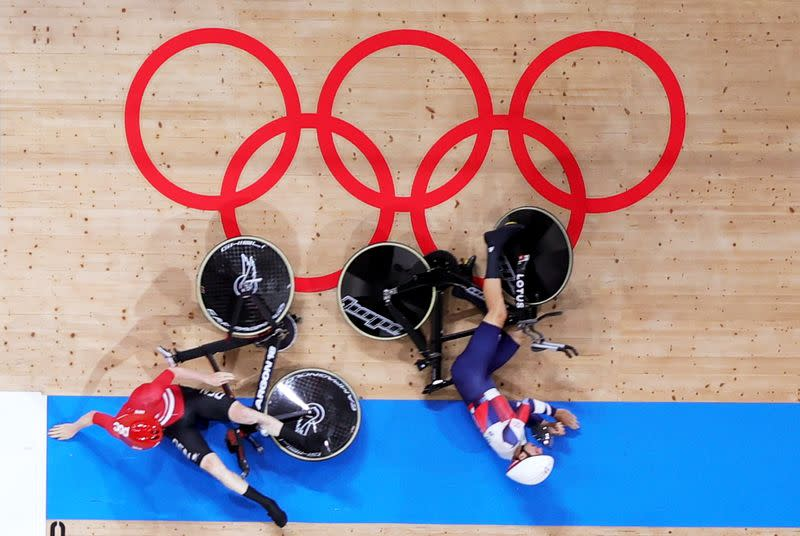 Cycling - Track - Men's Team Pursuit - 1st Round