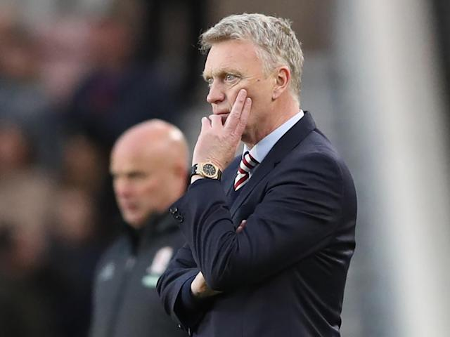 Moyes' future is in doubt as Sunderland look set to be relegated (Getty)