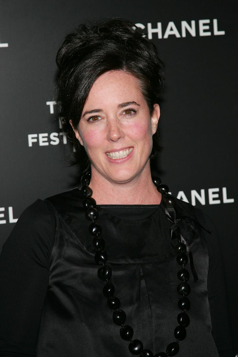 Kate Spade's Sister Says the Designer Suffered from Years of Mental Illness