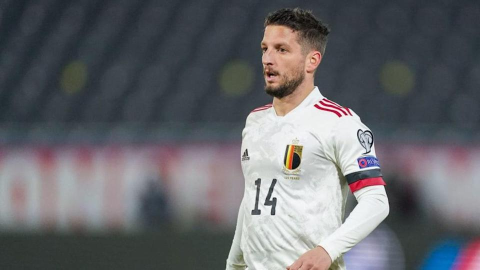 Mertens in Nazionale | BSR Agency/Getty Images