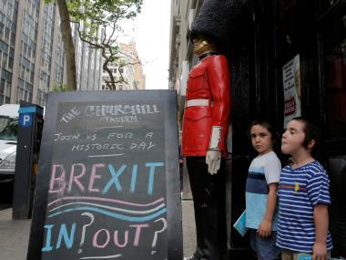 Britain prepares for Brexit: Old wounds, religious tensions simmer in Northern Ireland as UK prepares to leave EU