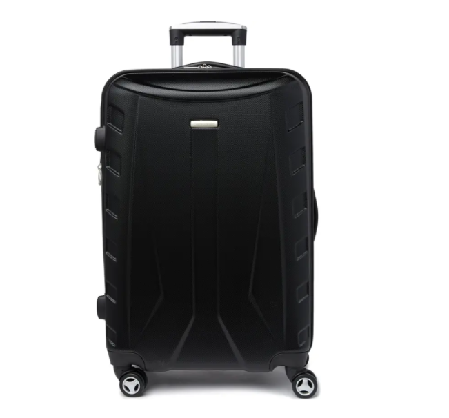 A Samsonite in black — doesn't get any more classic than that. (Photo: Nordstrom Rack)