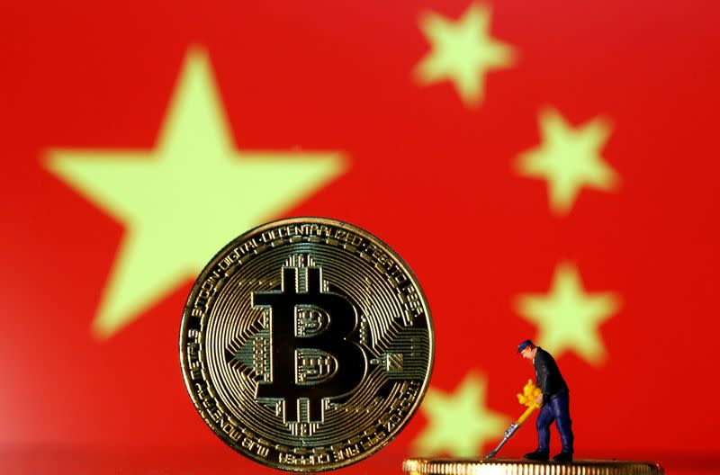China's bitcoin miners scoop up greater production power: research