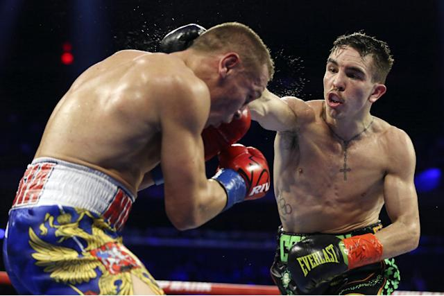 Conlan extends his pro record to 13-0: AP