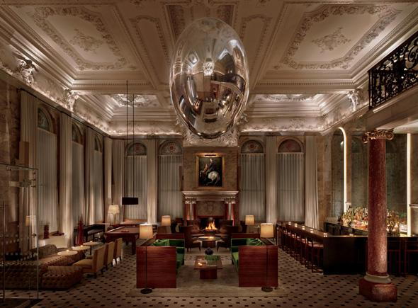 The London EDITION, Berners Street: Hotel review